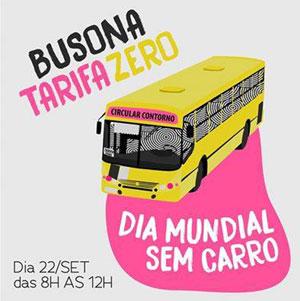 Tarifa Zero/Busona/Divulgação